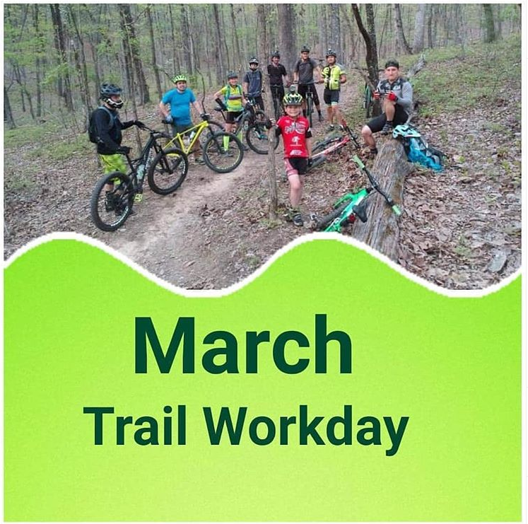 March Trail Workday