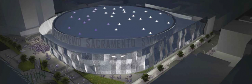proposed sports arena