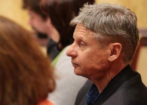 Gary Johnson Tennessee