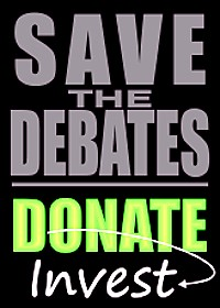 Savethedebates