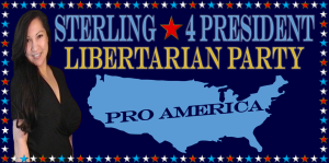 STERLING 4 PRESIDENT LIBERTARIAN PARTY PRO AMERICA HEADER IMAGE