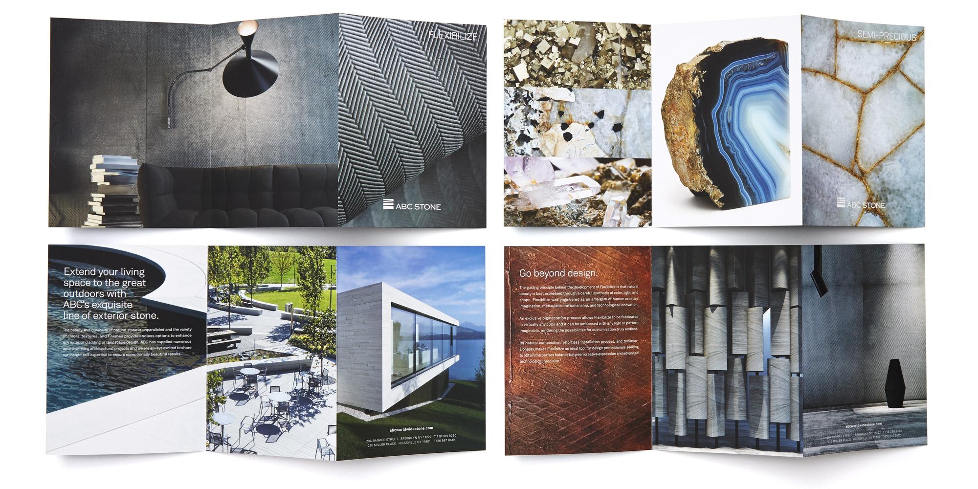 ABC Stone Brochure Trifold