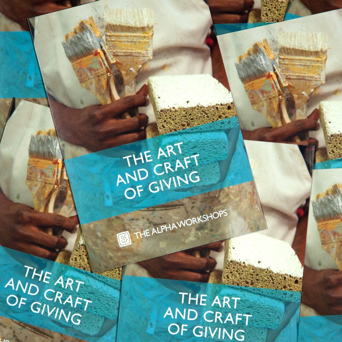 Alpha Workshops Alpha Angels Brochure