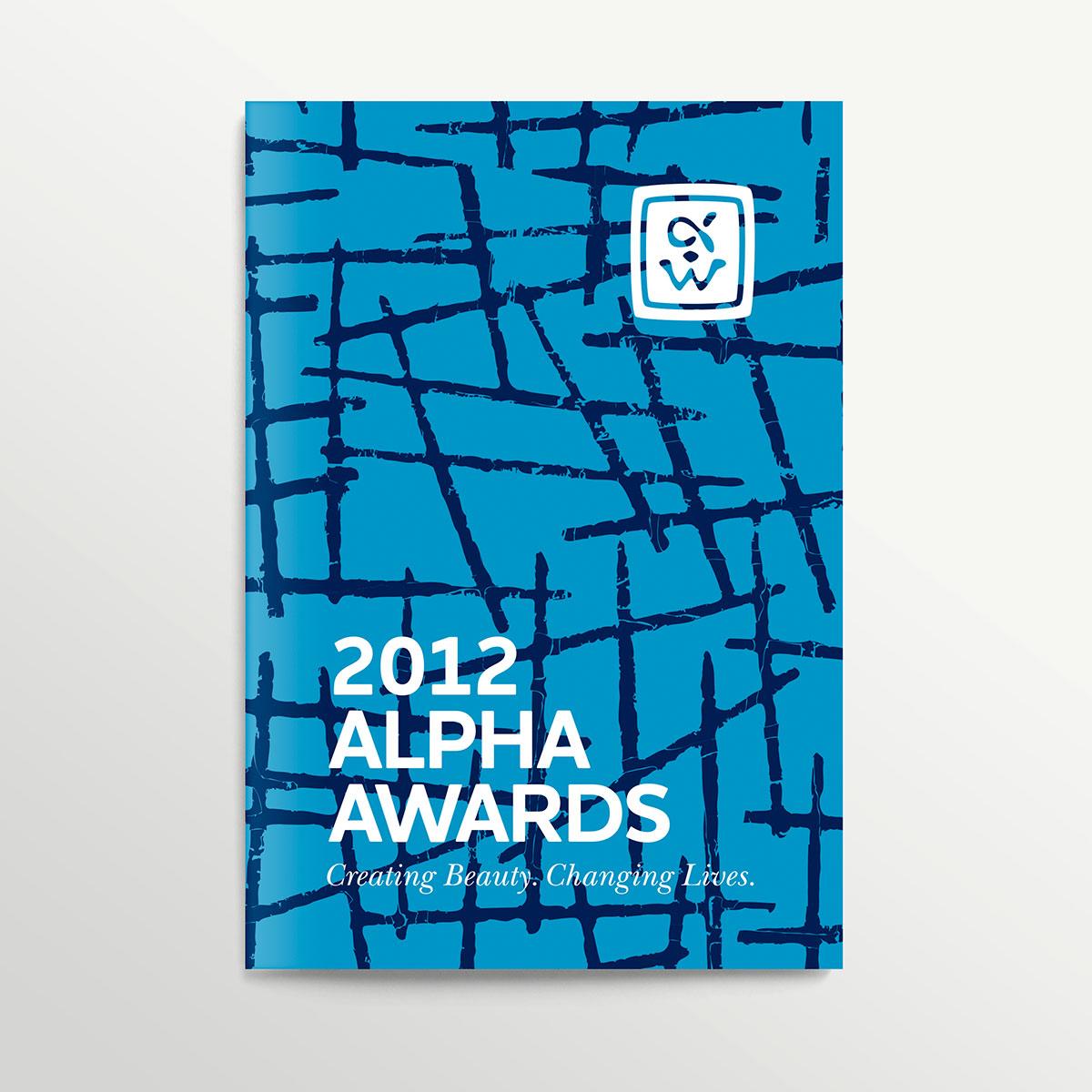 Alpha Workshops Alpha Awards 2012