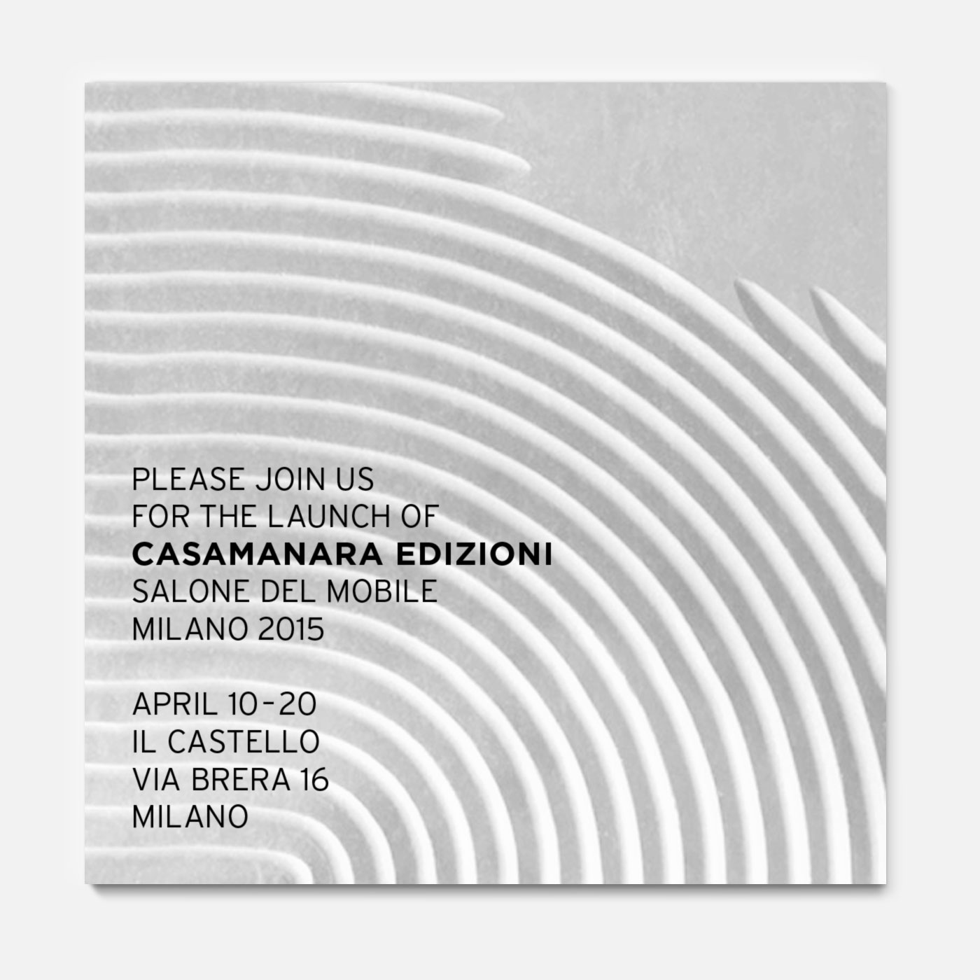 Casamanara Edizioni Back