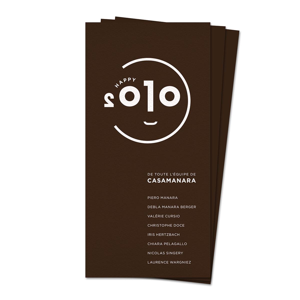 Casamanara Holiday Card 2010