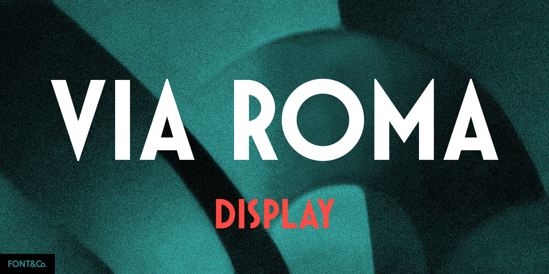 Font&Co. Via Roma 01