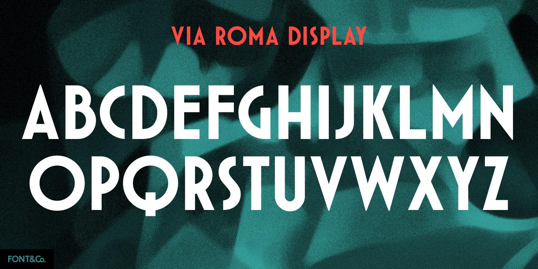 Font&Co. Via Roma 04
