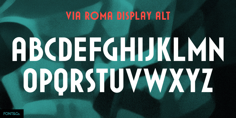 Font&Co. Via Roma 05