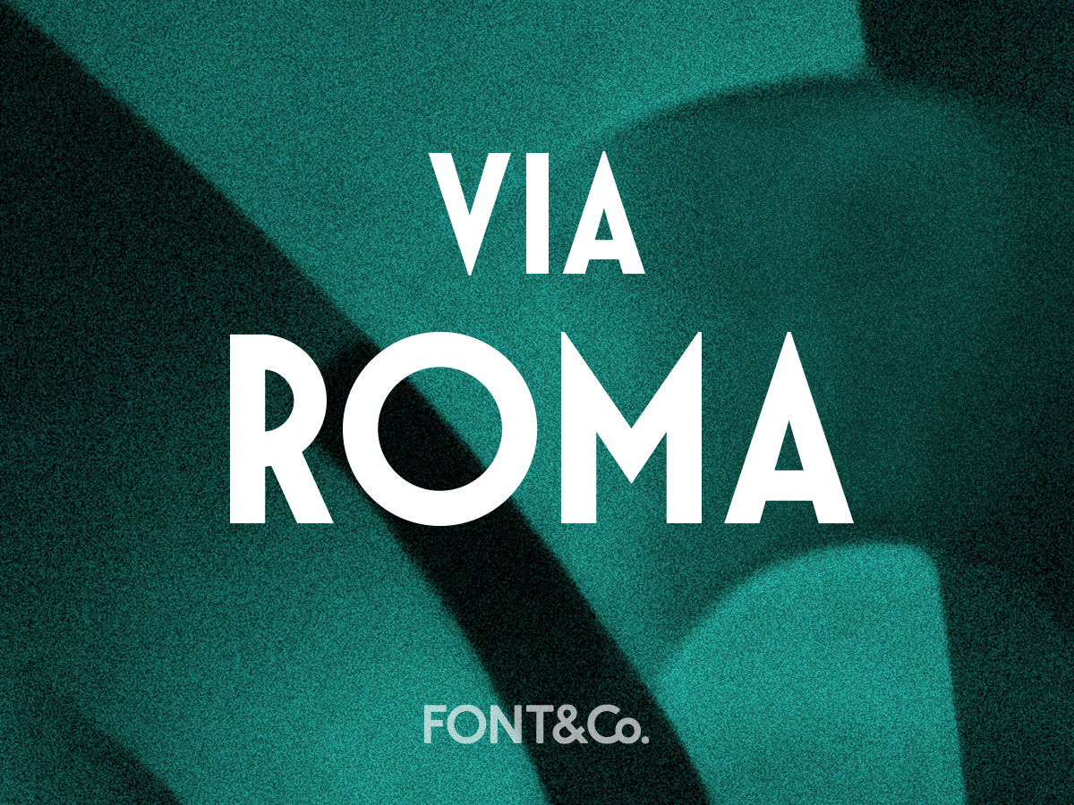Font&Co. Via Roma