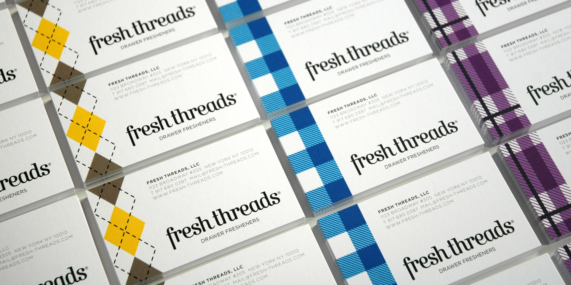 Fresh Threads Business Cards