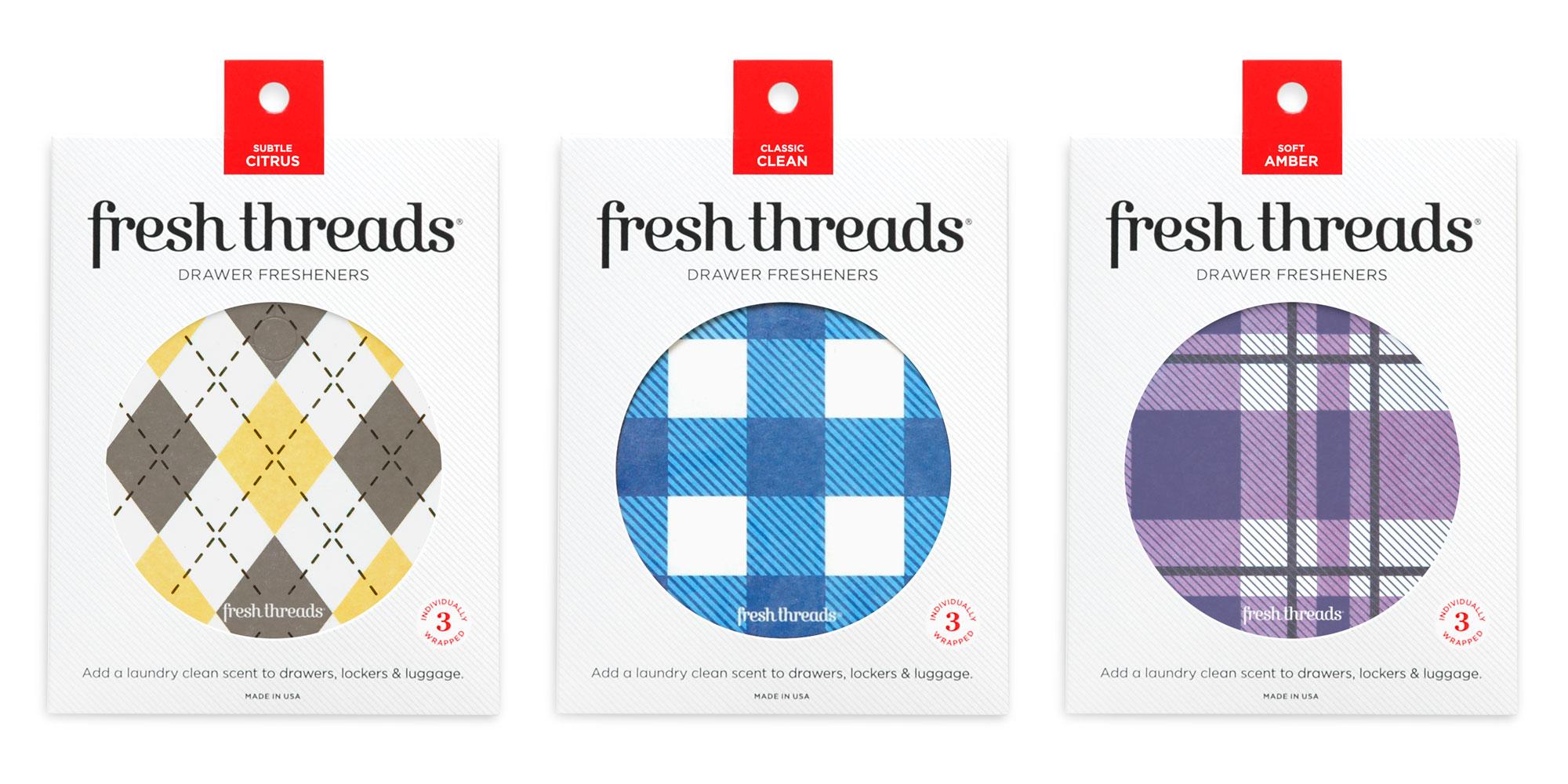 Fresh Threads Lineup