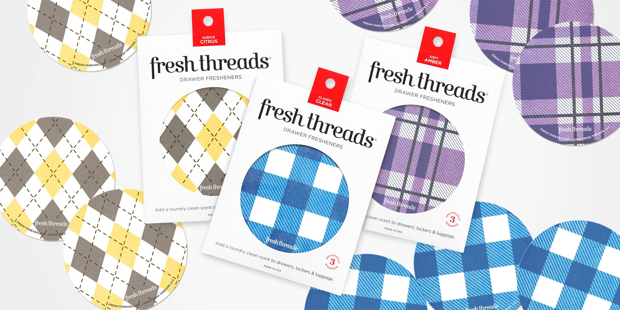 Fresh Threads Main Visual