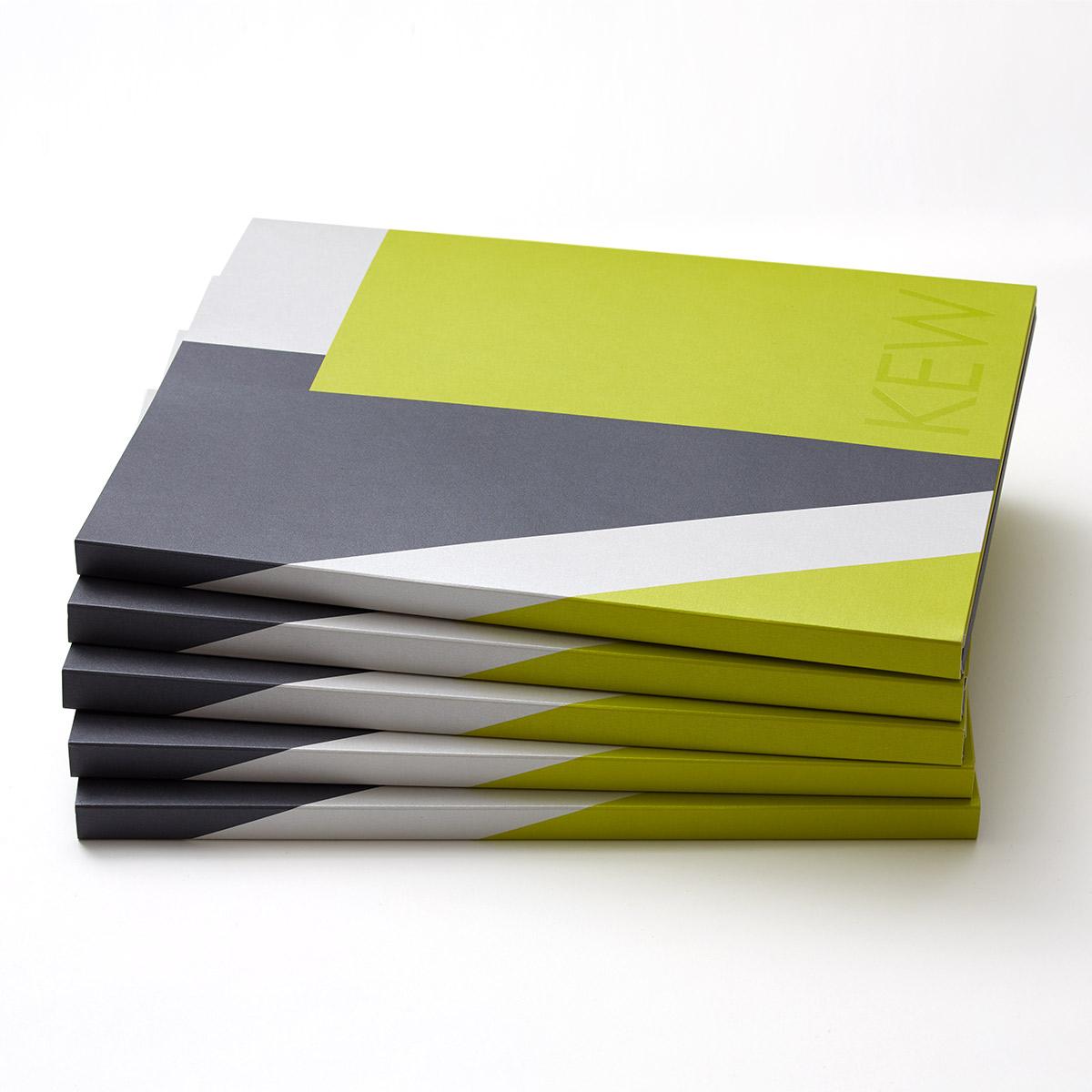 Kew Management Folder Stack