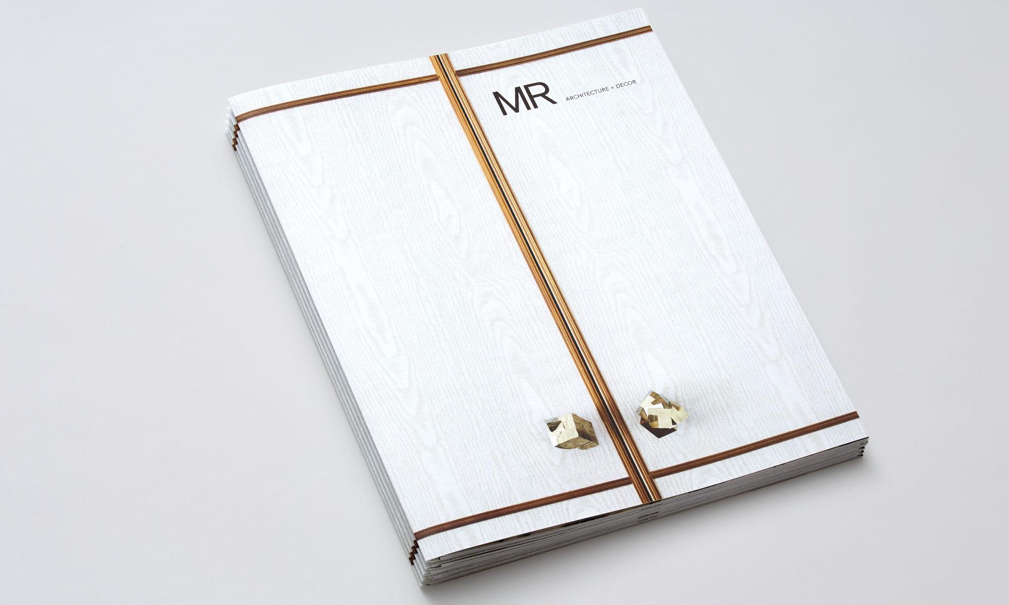 MR Booklet Stack