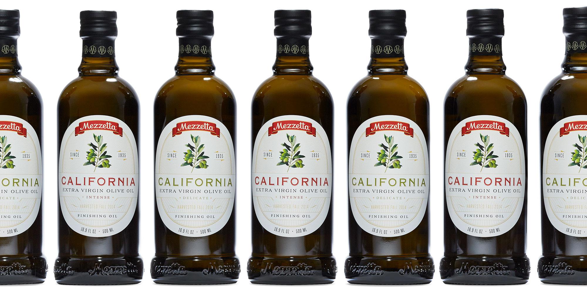 Mezzetta Bottle Lineup