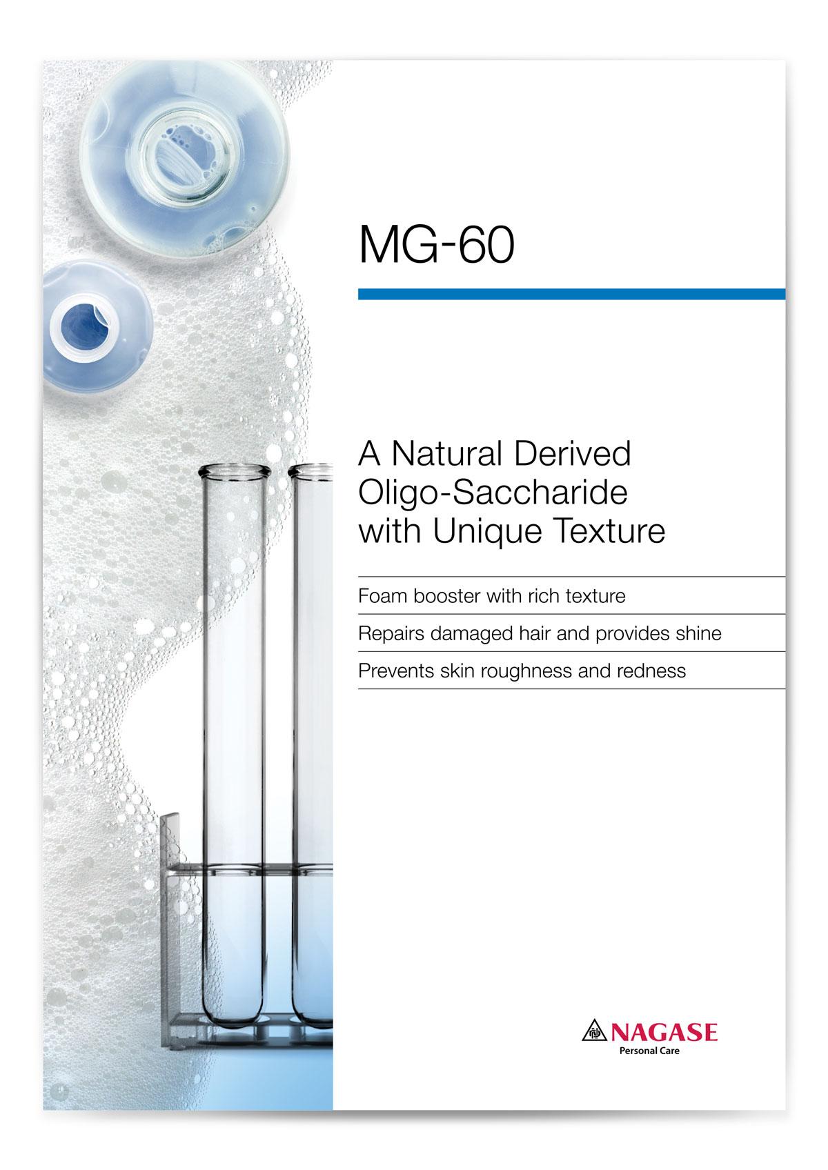 Nagase Brochure MG60