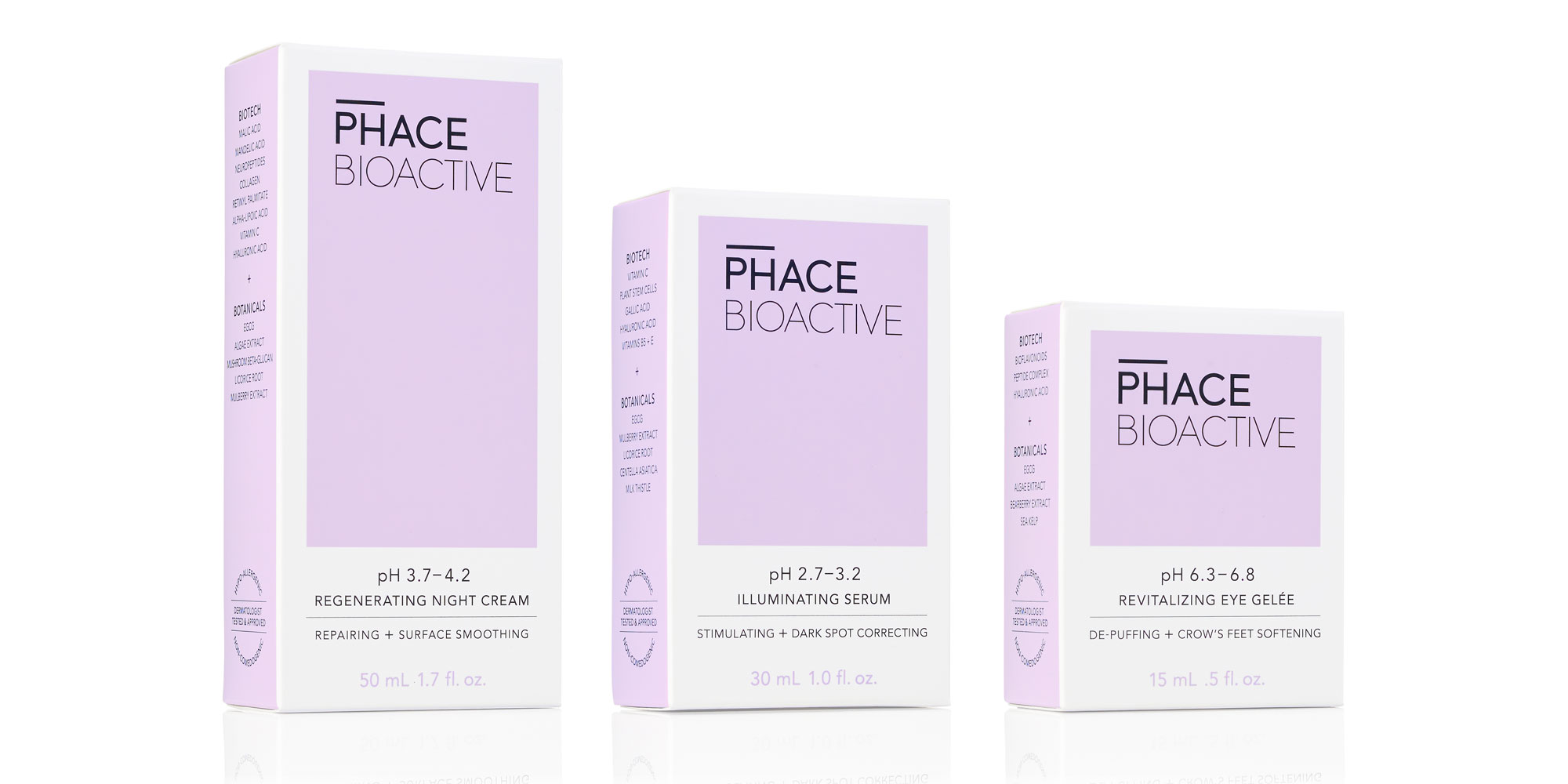 Phace Bioactive Secondary 3 Boxes