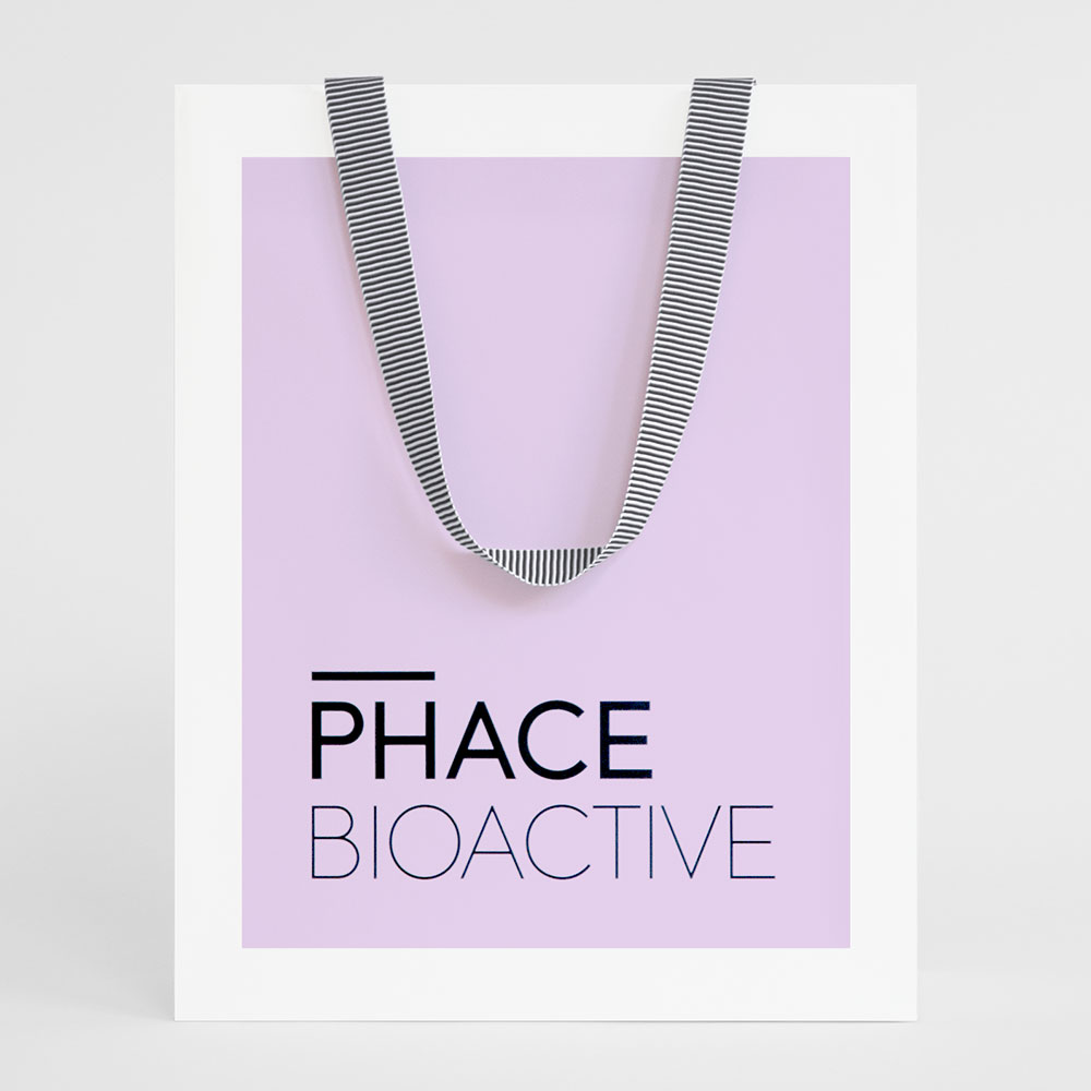 Phace Bioactive Shopping Bag