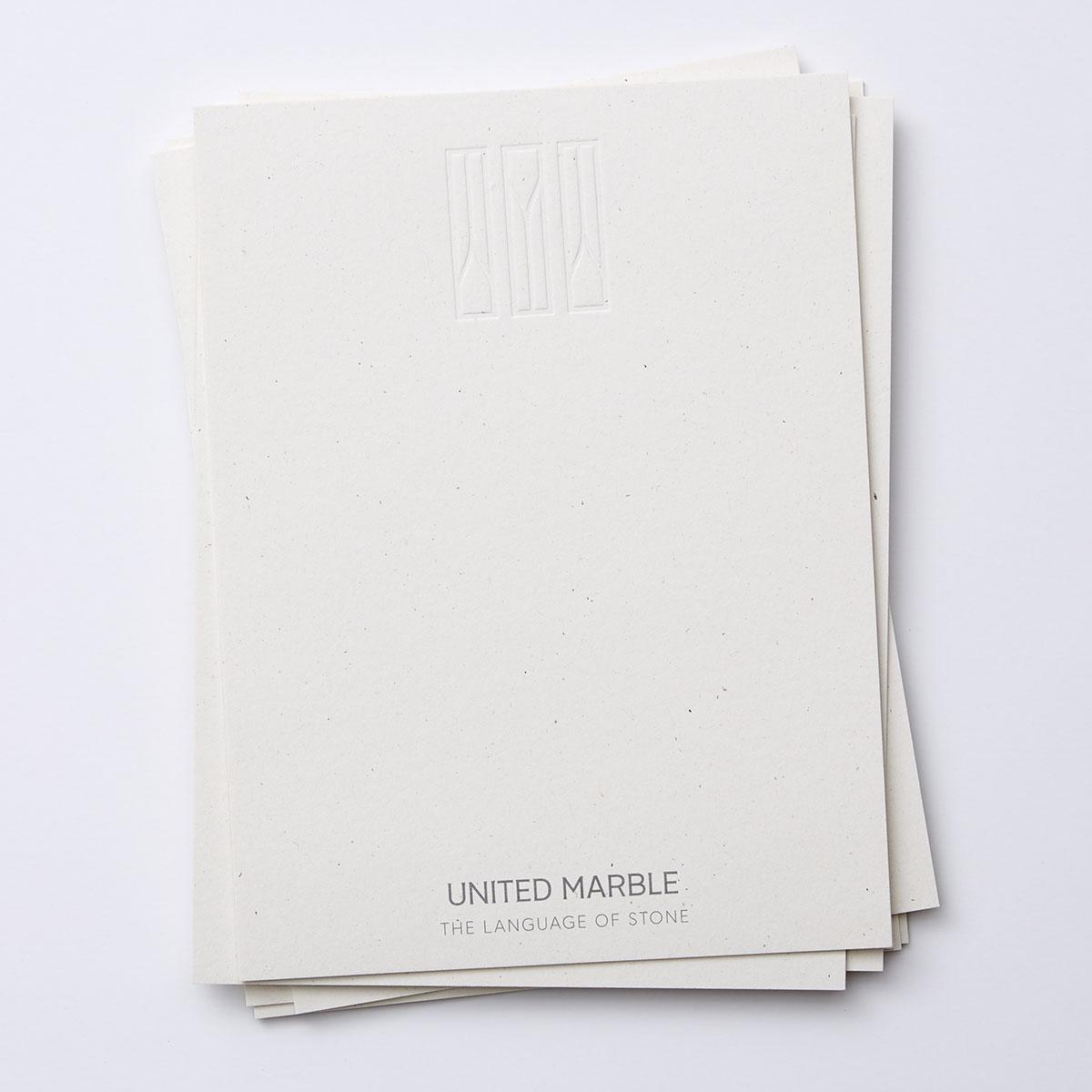 United Marble Correspondence