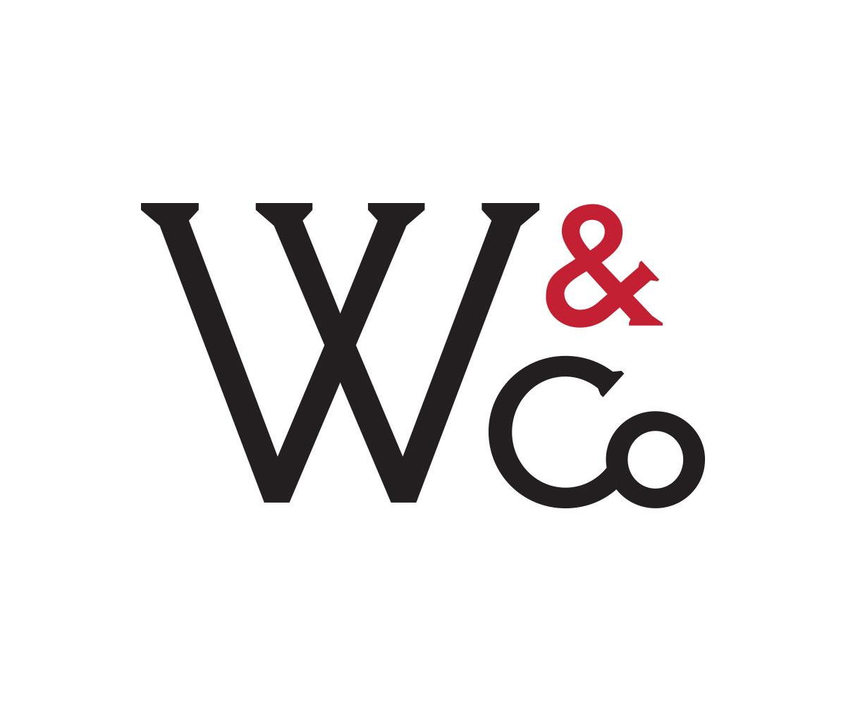 Wright&Co. Logomark