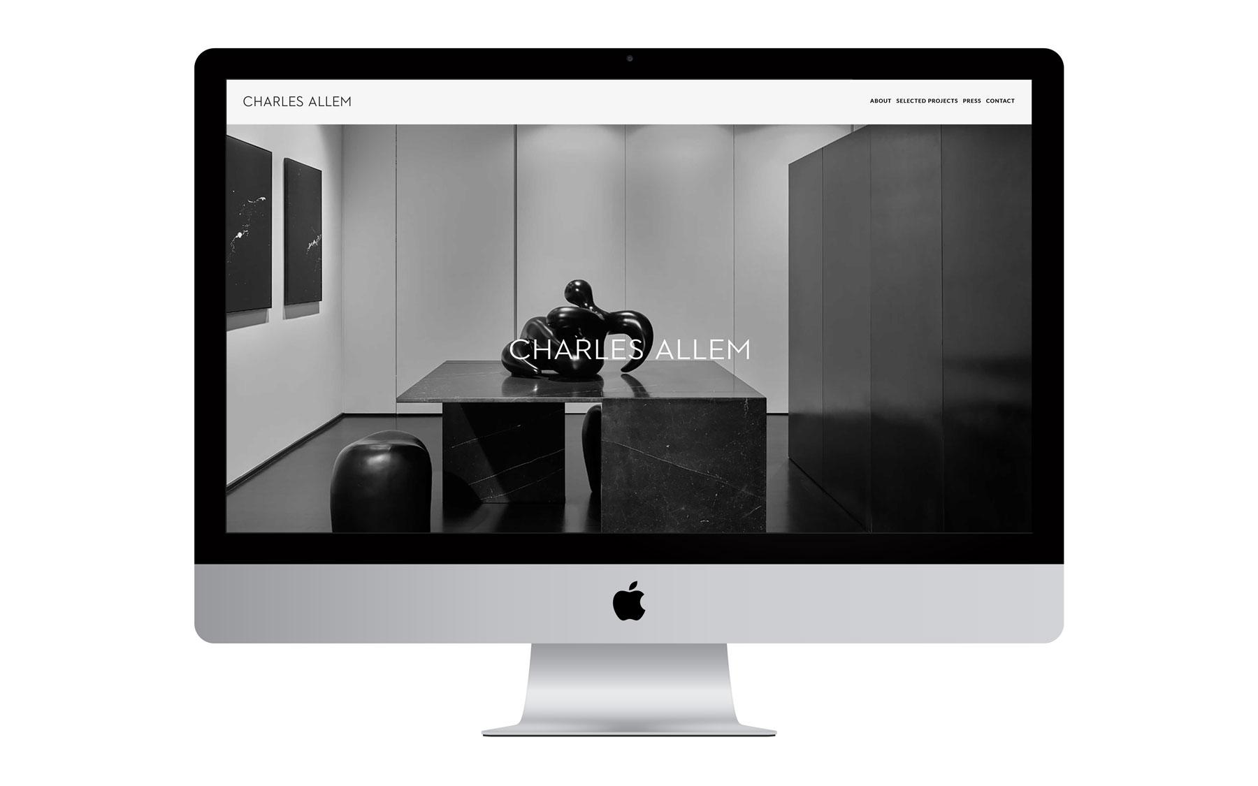 Charles Allem / CAD International Website