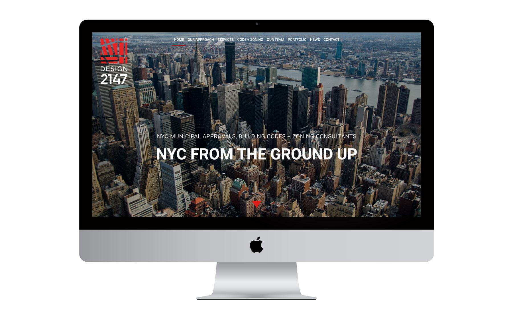 Design 2147 Website