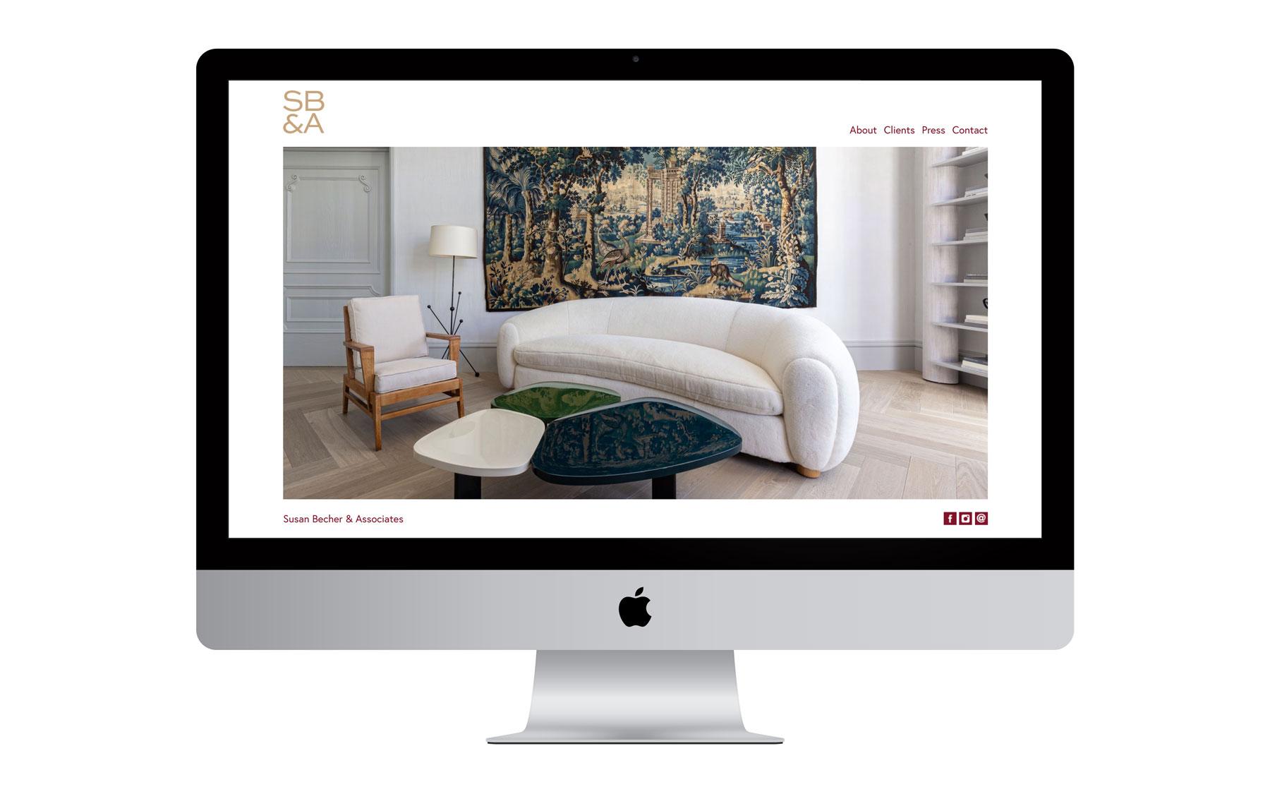 SB&A Website