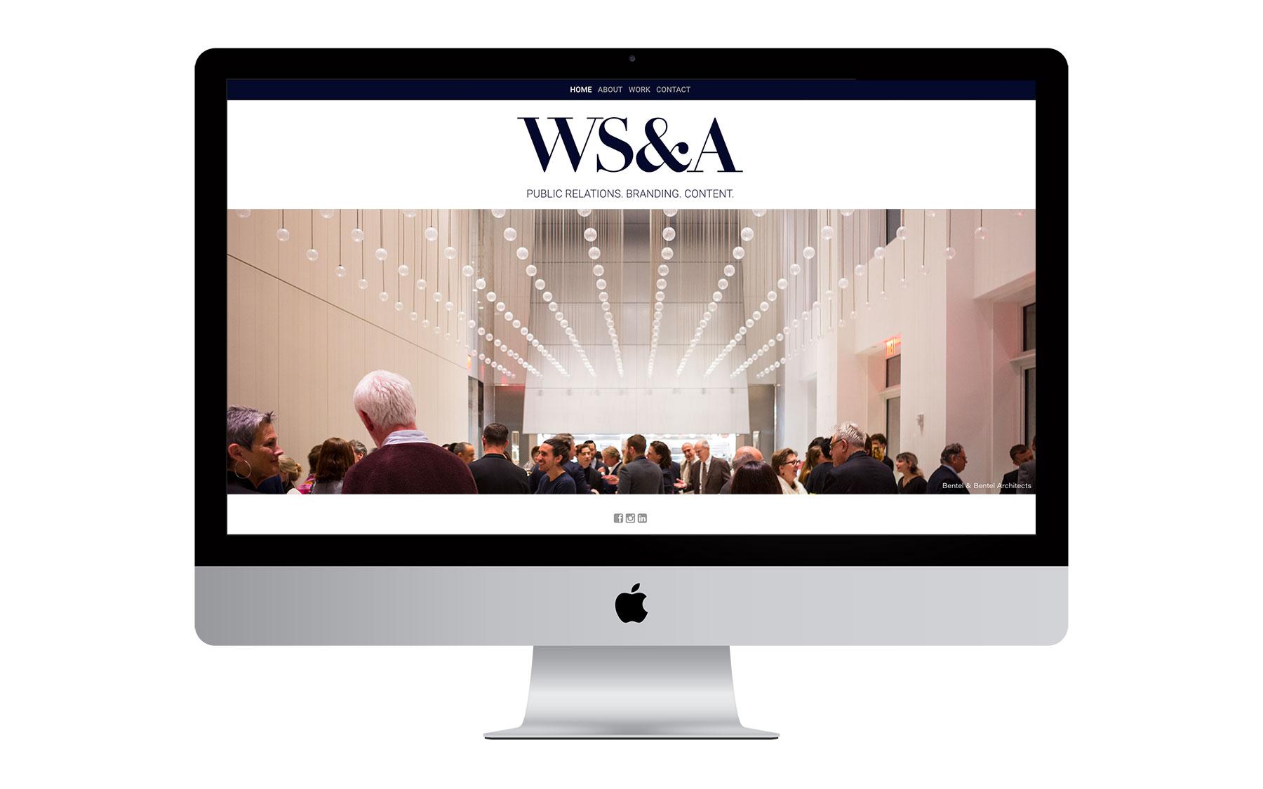 WS&A Websites