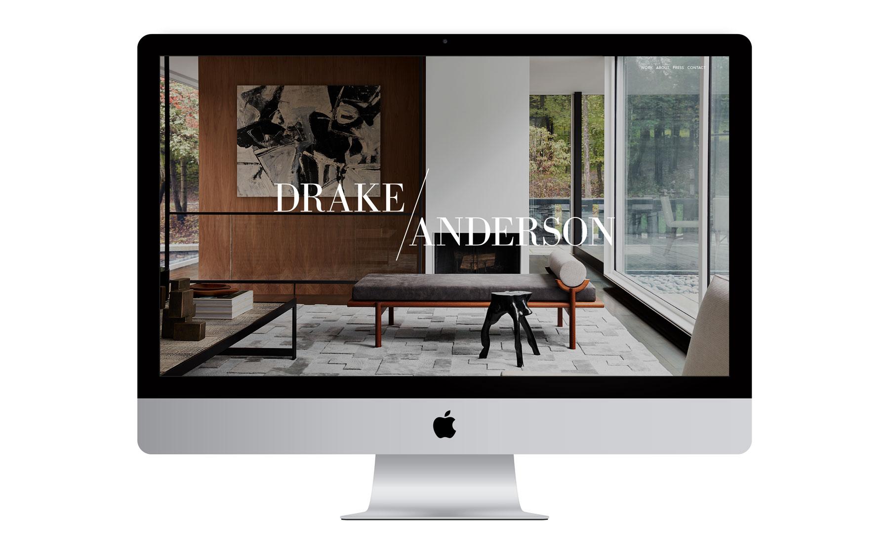 Drake/Anderson Website