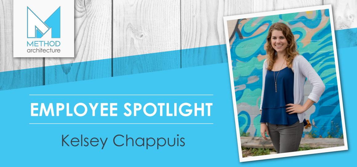 Employee Spotlight: Kelsey Chappuis, RID, IIDA