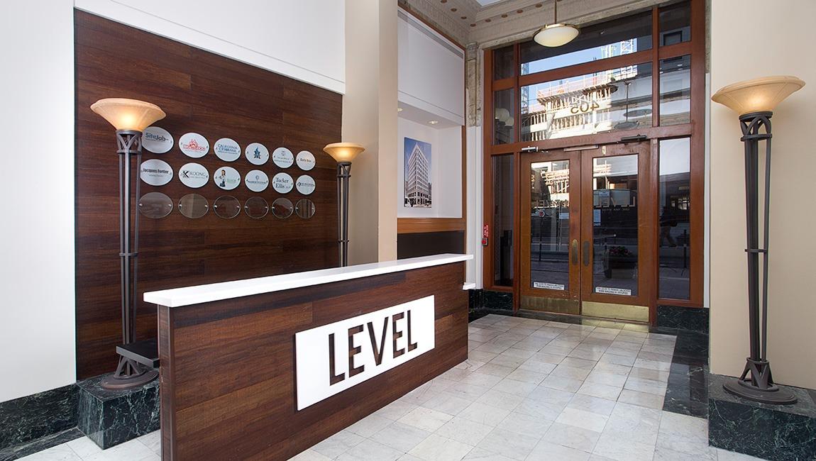 LEVEL Office – Houston