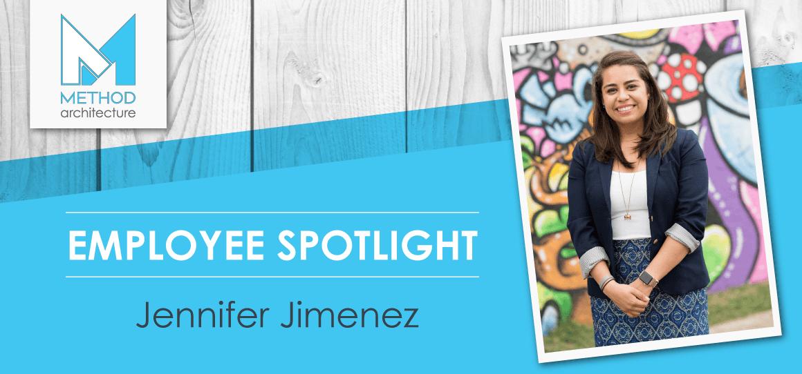 Employee Spotlight: Jennifer Jimenez, Assoc. IIDA