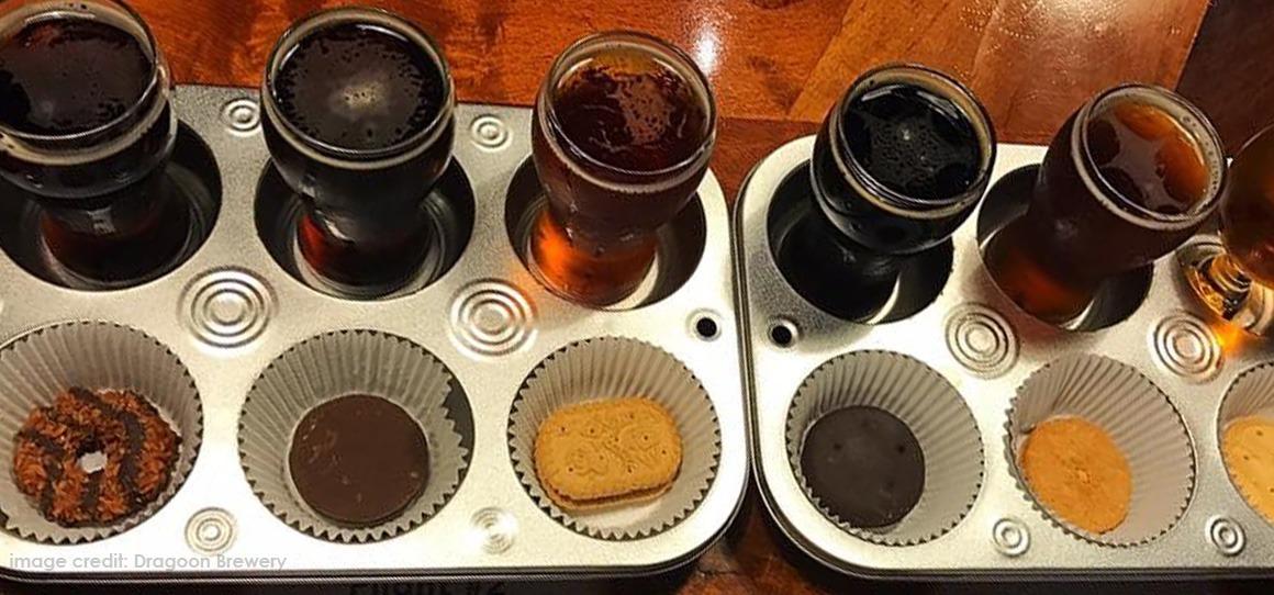 Beer's Favorite Cookie: Texas Craft Beer & Girl Scout Cookie Pairings
