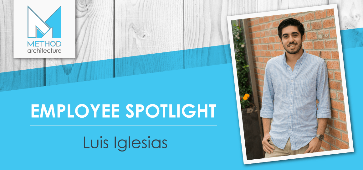 Employee Spotlight: Luis Iglesias