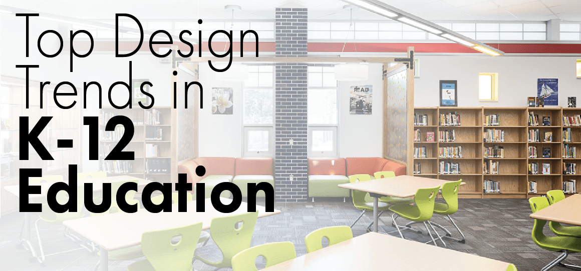 Top Design Trends in K-12 Education