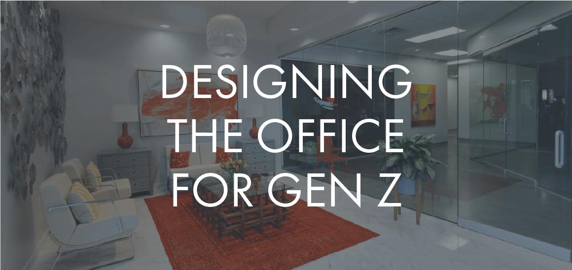 Designing Your Office for Gen Z