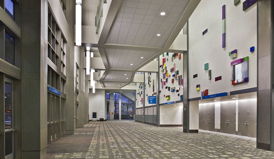 Austin Convention Center Skybridge