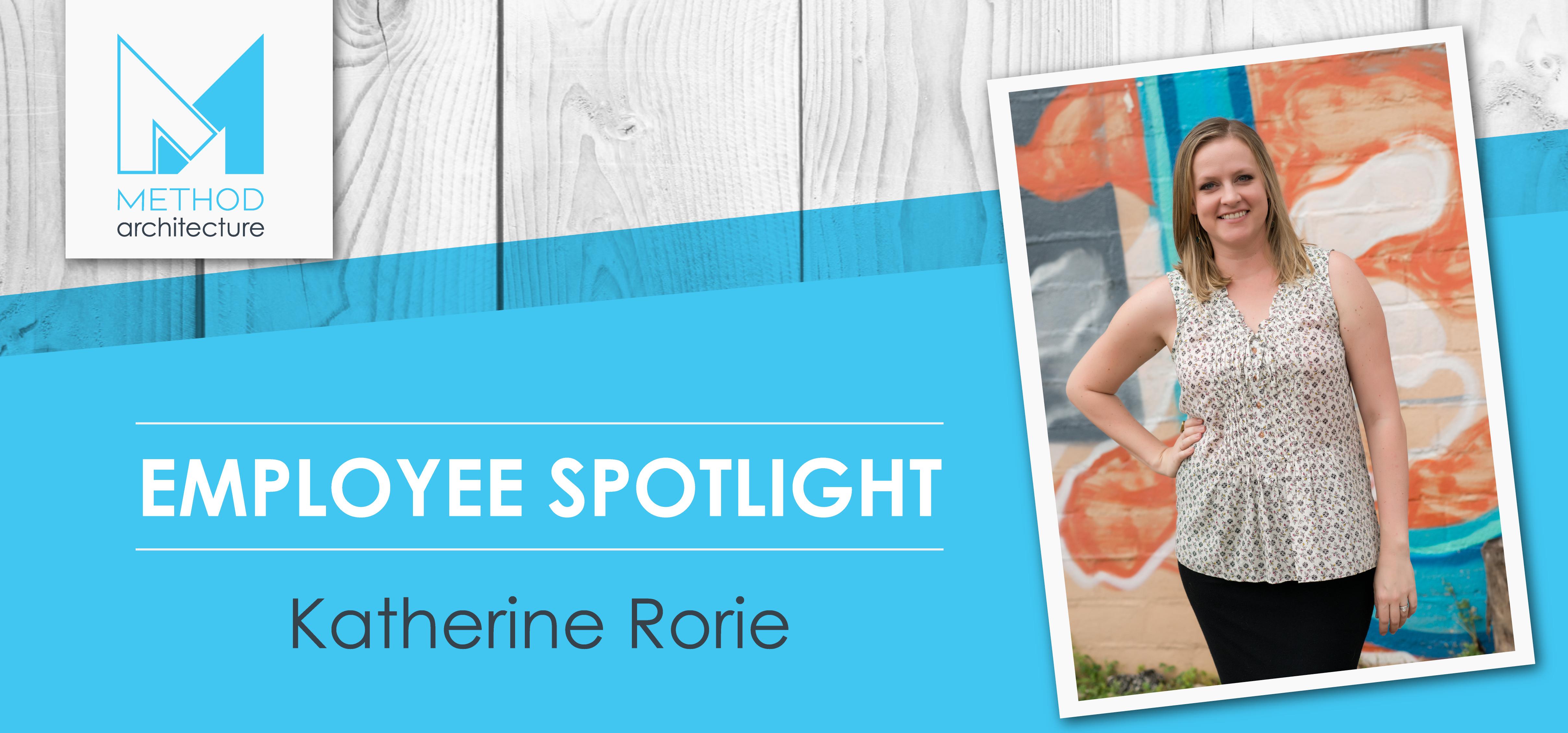 Employee Spotlight: Katherine Rorie