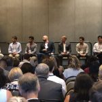 Jake Donaldson participates on Bisnow panel