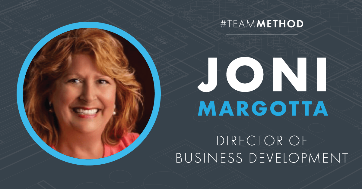 Joni Margotta Joins Method Architecture as Director of Business Development