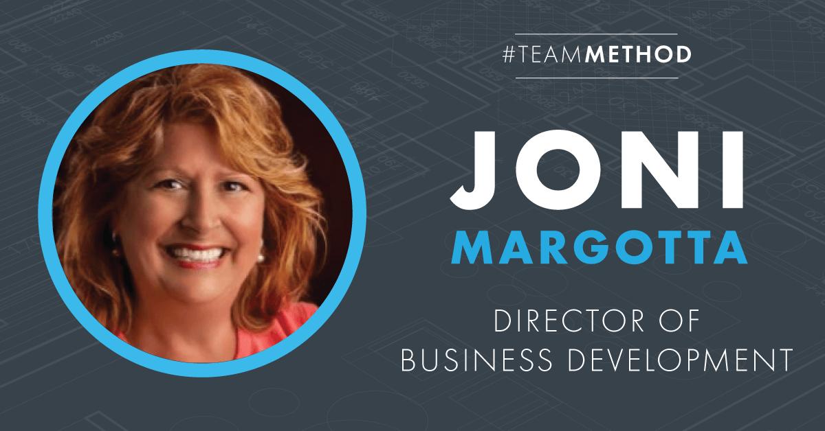 Joni Margotta Joins Method Architecture as Director of Business Development