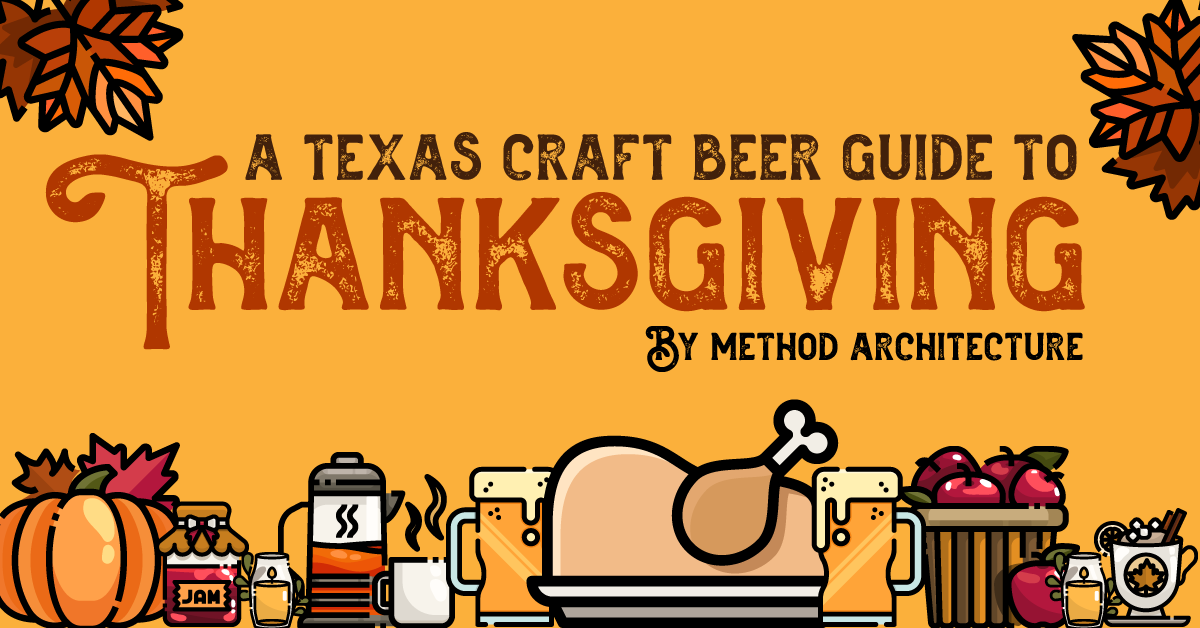A Texas Craft Beer Guide to Thanksgiving