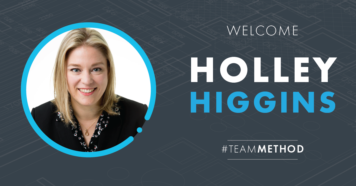 Holley Higgins Joins Method Architecture