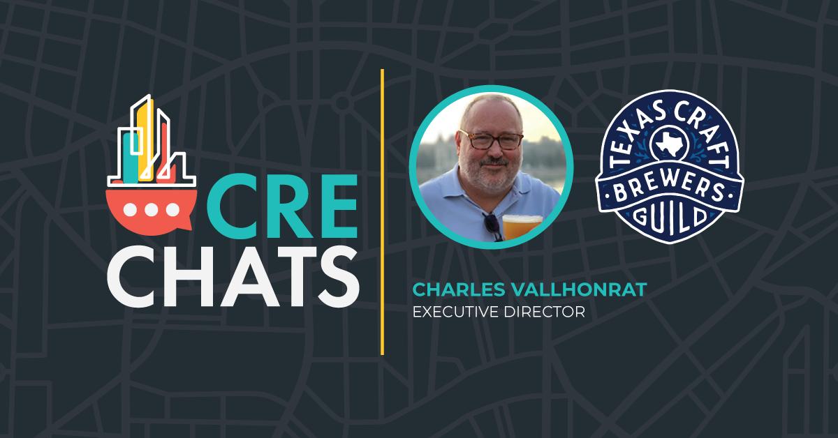 CRE Chats: Charles Vallhonrat