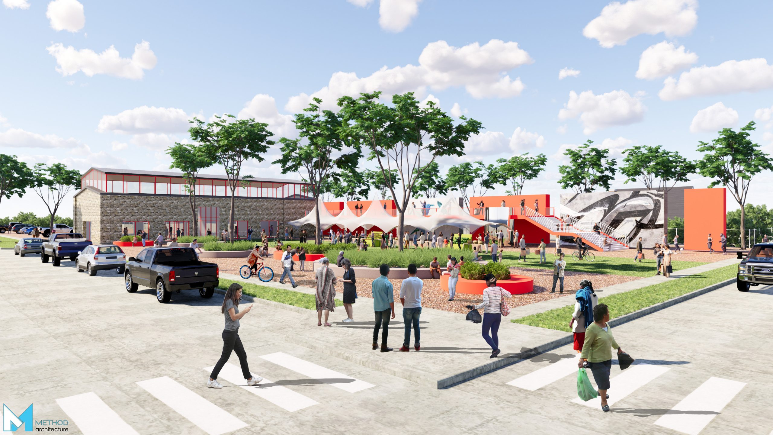 Creating thriving Native communities through reimagining public spaces
