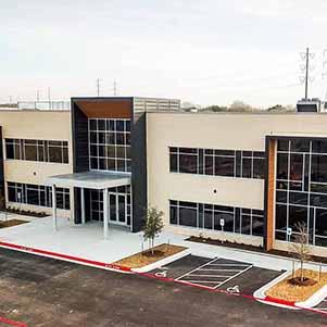 Metric Office Building