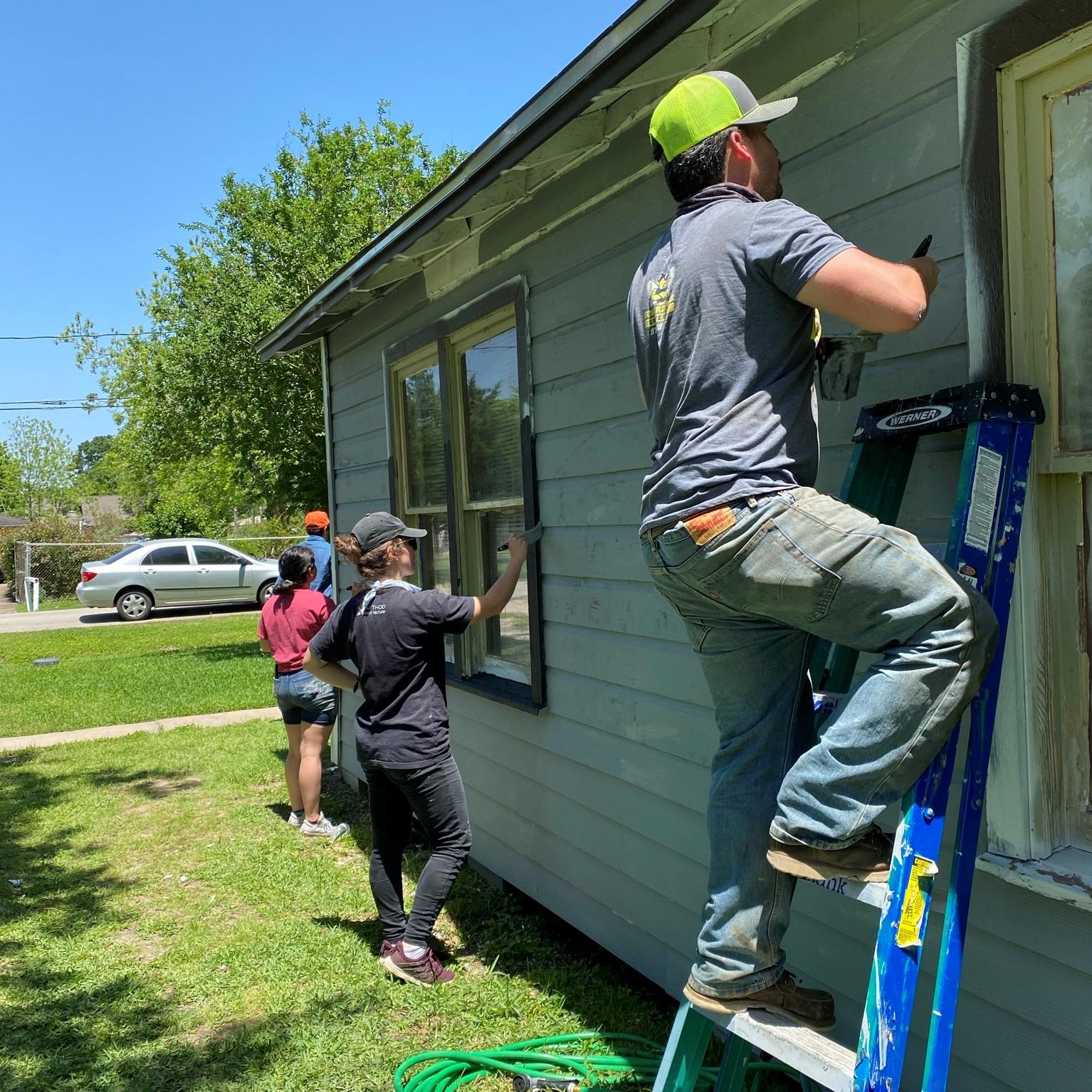 Method Cares: Rebuilding Together Houston