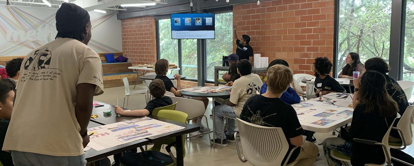 Method Cares: 2021 Architect for a day with Creative Dreams Outreach Center