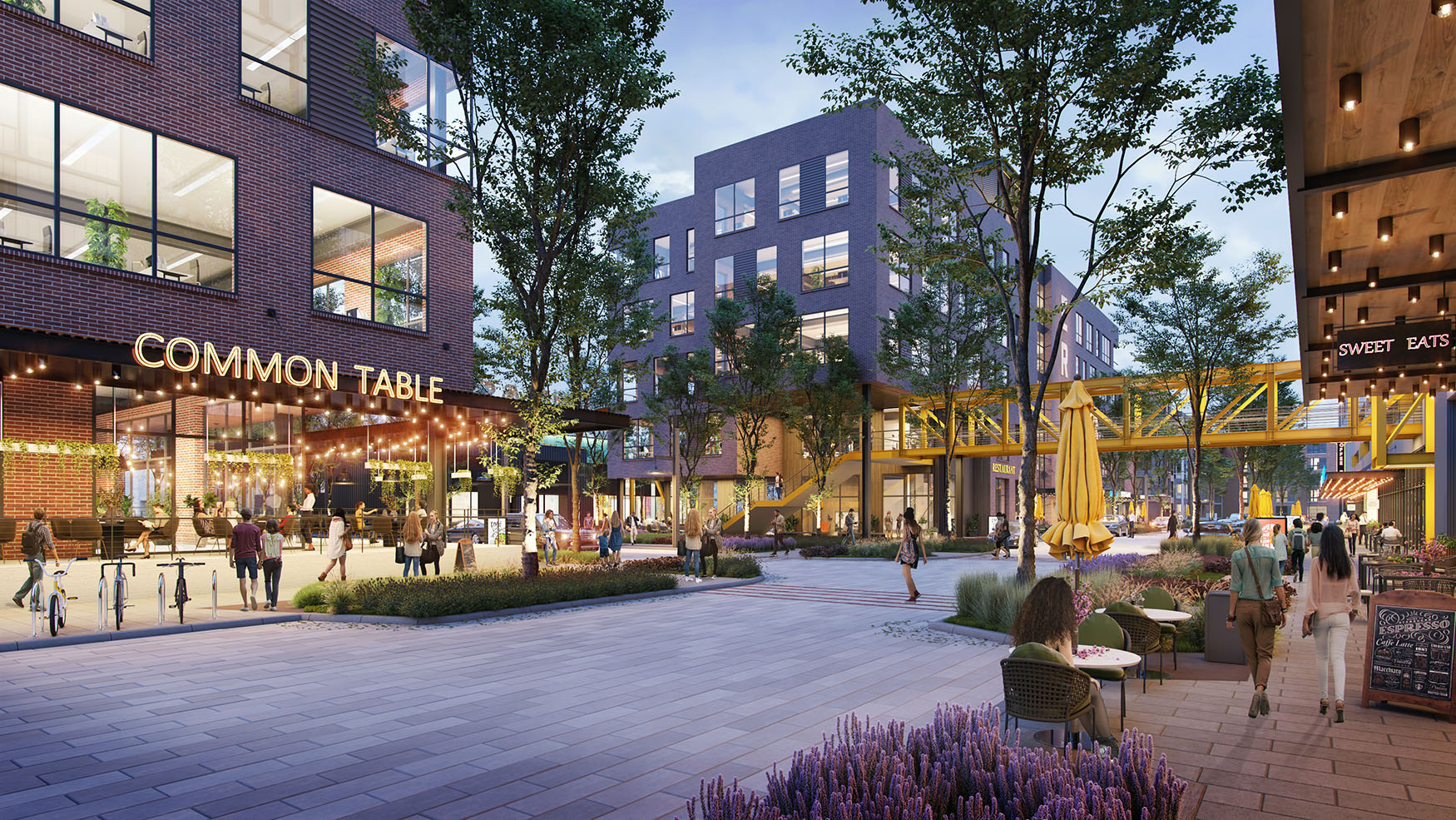 Method Architecture Plans for New Houston Office at Midway's East River